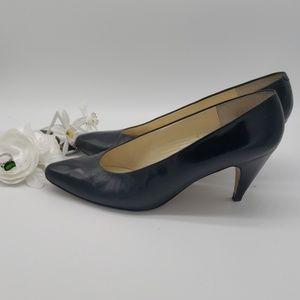 Evan-Picone Black Heels